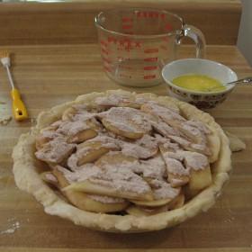 First Pie