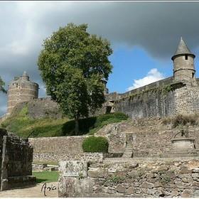 Château de Fougères, France