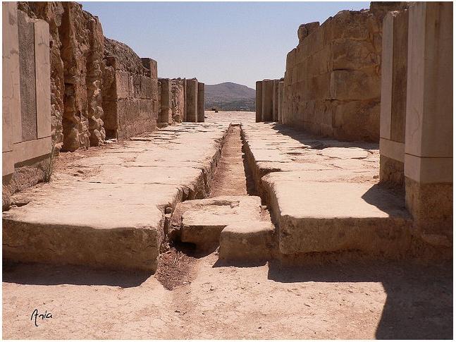 Phaistos, Crete photo