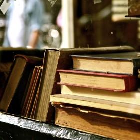 De Boekenwinkel Is Gesloten